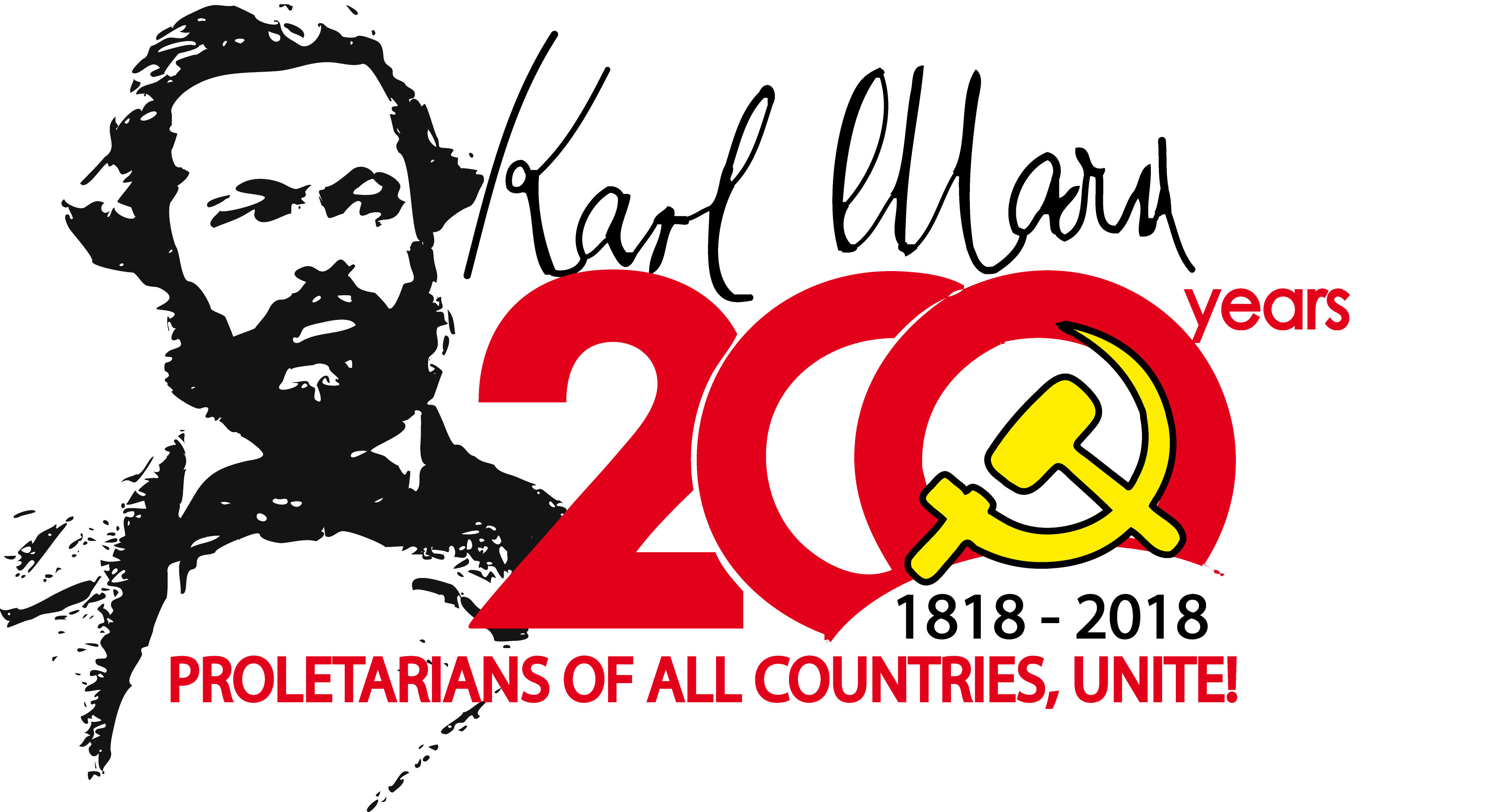 Long live the 200 year anniversary of the birth of the great Karl Marx!