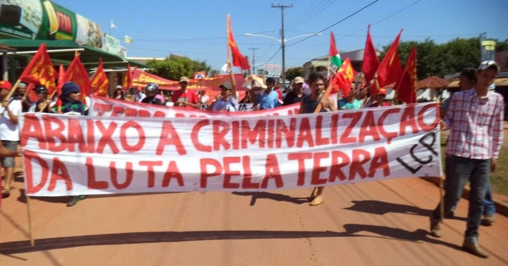 Successful start of the International Solidarity Campaign with the Revolutionary Peasant Movement of Rondônia and Western Amazonia