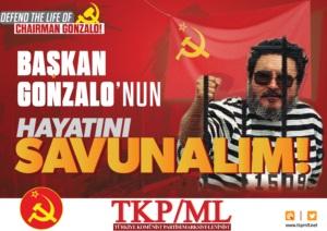 TKP/ML INTERNATIONAL COMMITTEE: LET'S DEFEND GONZALO'S LIFE!