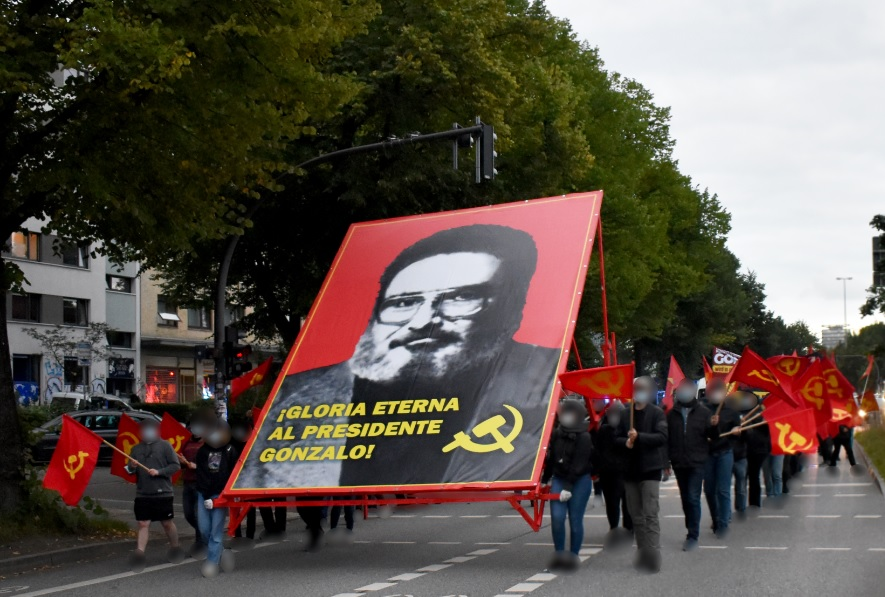 VIDEO: Impressions of the international demonstration for Chairman Gonzalo in Hamburg