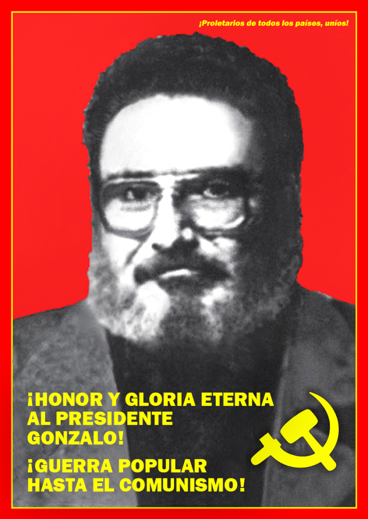 24th OF SEPTEMBER 2021: INTERNATIONAL DAY OF ACTION FOR CHAIRMAN GONZALO
