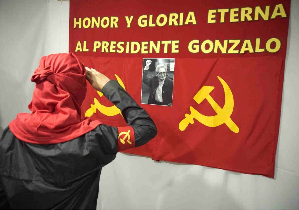 Words and actions of the Communist Party of Colombia (Red Faction) honouring Chairman Gonzalo